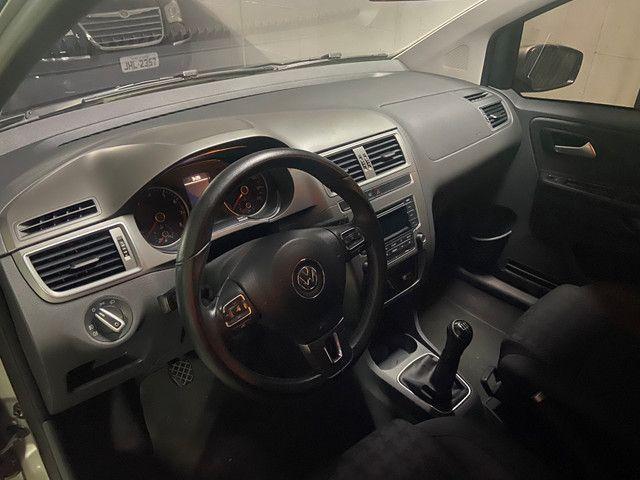 Volkswagen fox 2015 confortline 1.0 flex manual muito novo sem detalhes - Foto 13