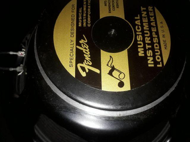 Amplificador fender hot rod USA - Foto 5