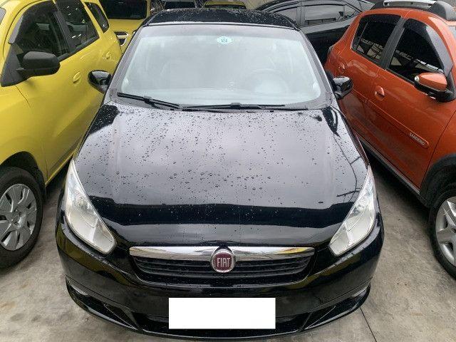 Fiat gran siena tetra, ex taxi completo+gnv+ aprovação imediata, basta ter nome limpo - Foto 7