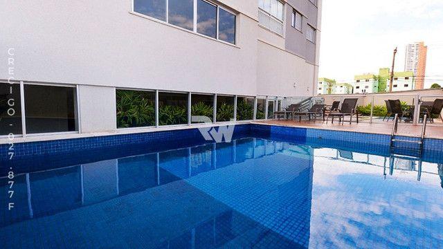 Apartamento com 3 quartos sendo 1 suíte no Parque Amazônia - Foto 10