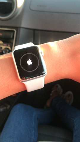 Apple Watch - série 1 - 38mm R$ 850,00