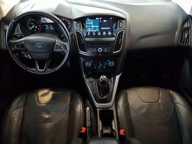 Ford Focus 1.6 16v Se Plus Manual - Impecável! - Foto 7