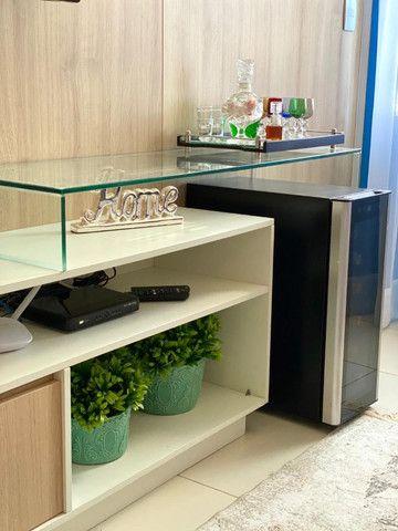 Apartamento novo e mobiliado no centro de Guaramiranga - Foto 10