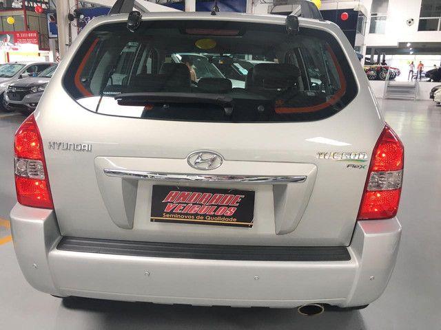 Hyundai Tucson 2.0 Automático 2013 - Foto 5
