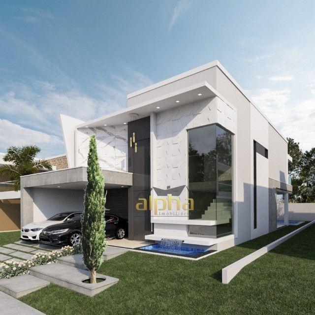 Luxuosa Casa em Condomínio Fechado - Alphaville Terras Ceará 01 - Foto 7