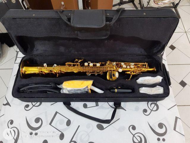 Saxofone soprano - Foto 3