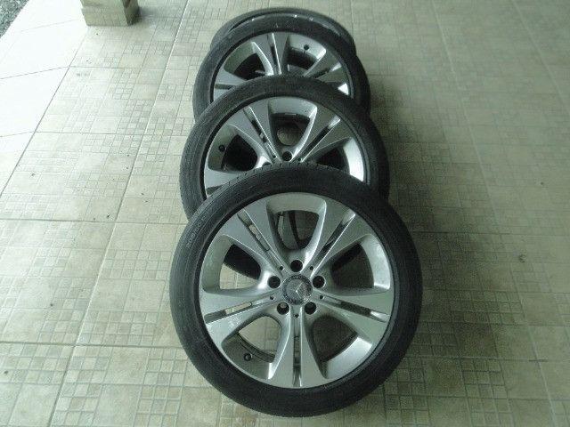 Rodas originais Mercedes-  - Foto 2