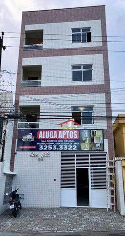 Apartamento com 1 dormitório para alugar, 29 m² por R$ 600,00/mês - José Bonifácio - Forta - Foto 2