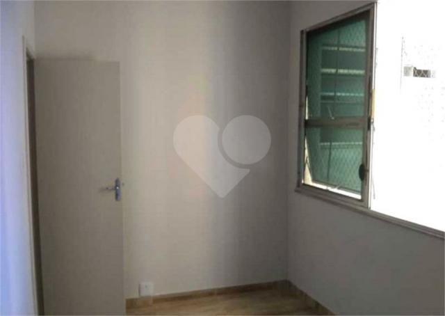 Apartamento à venda com 1 dormitórios em Grajaú, Rio de janeiro cod:350-IM544620 - Foto 2