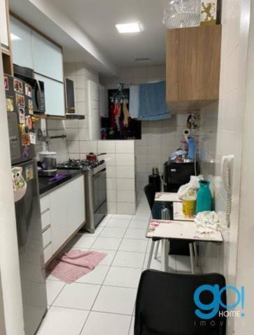 Apartamento com 3 dormitórios à venda, 73 m² por R$ 480.000,00 - Pedreira - Belém/PA - Foto 6