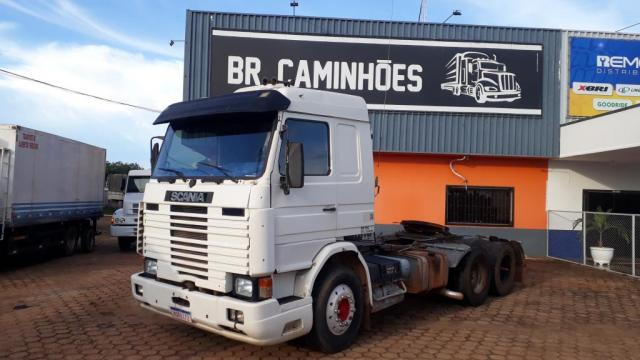 Cavalo Mecanico Scania R113 H 360 6x2 diesel