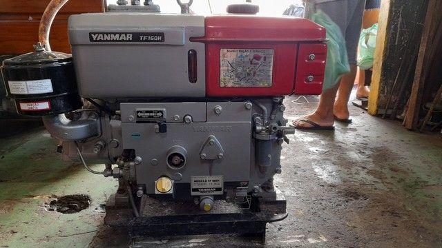 Motor Yanmar 16  - Foto 5