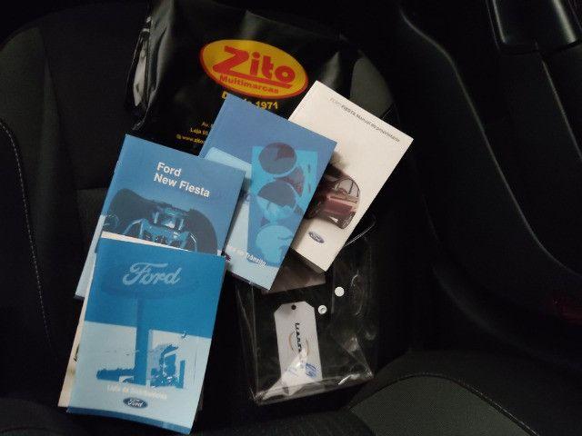 Ford Fiesta 1.6 SE ! Automático e Baixa Km !Completo! - Foto 8