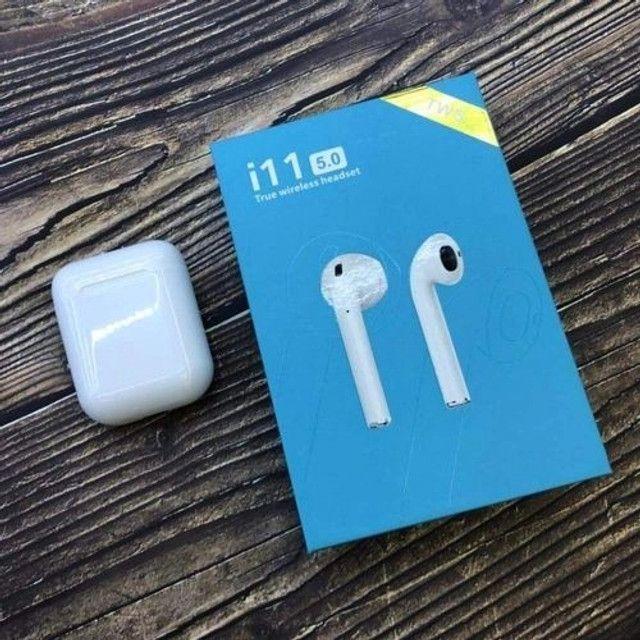 Fone de ouvido via Bluetooth