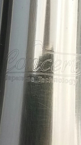 Trompete consert ct-440.em Do frab.japanesa quase Novo. - Foto 6