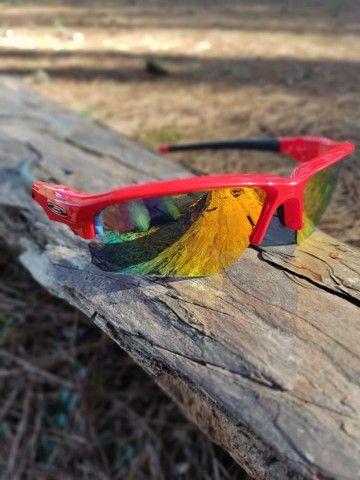 Óculos Flack Oakley - Foto 2