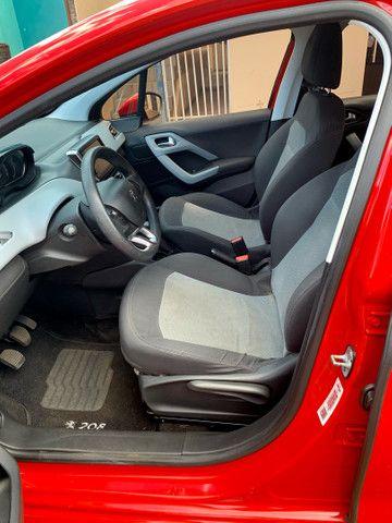 Peugeot 208 Active Pack 1.5 flex impecável.  - Foto 7