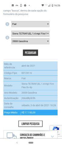 Siena tetrafuel 1.4 completo - Foto 18