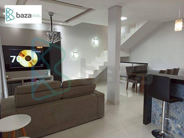 Sobrado com 3 dormitórios (1 suíte) à venda, 180 m² por R$ 700.000 - Residencial Deville - - Foto 7