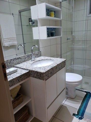 Apartamento com 2 quartos sendo uma suíte, Negrão de Lima! - Goiânia! - Foto 17