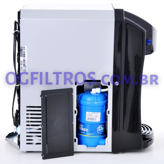 Purificador de água TopLife Alcaliniza, Ioniza e libera ozônio. - Foto 5