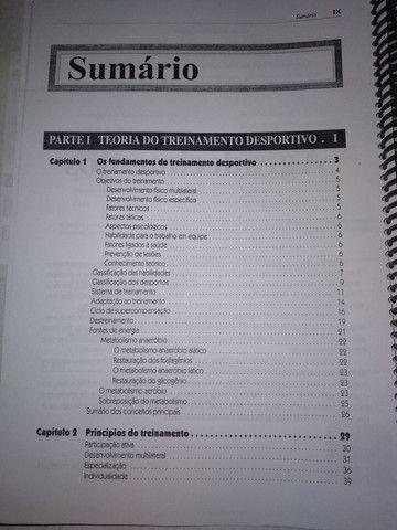 Xerox do Livro Periodização Teoria e Prática do Treinamento  - Foto 2