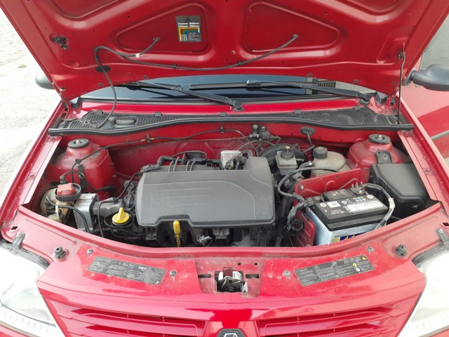 Vendo ou Troco Por Strada ou Montana Renault Logan Expression 1.0 16V - Foto 13