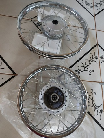 Roda aro  - Foto 3