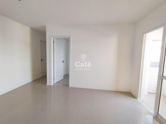 Apartamento Novo com 2 dormitórios, sacada com churrasqueira e Garagem. - Foto 15
