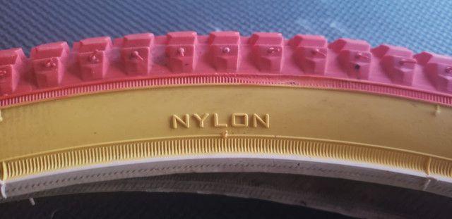 Pré venda Pneu NTKK Snakebelly aro 26 Caloi Cruiser Light  em breve aqui no Br - Foto 4