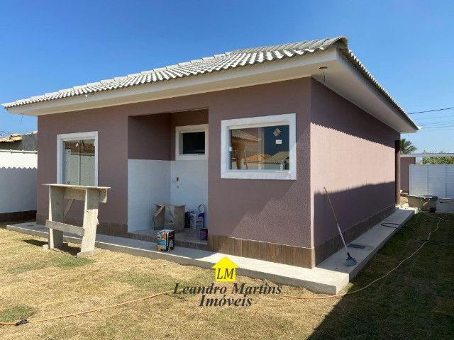 Em Construção / Linda e ótima casa primeira locação em itaipuaçu !!  - Foto 10