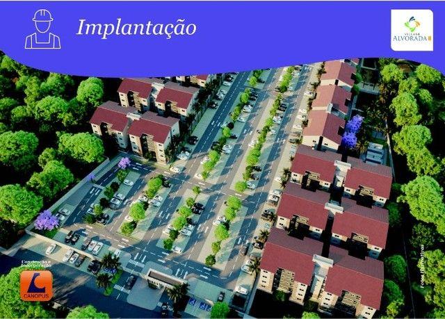 Oportunidade p/ Sair do Aluguel - Cond. Village Alvorada - Aptos c/ 2 quartos - Foto 16