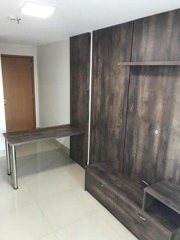 Apartamento de 1 quarto em águas claras, com Armarios, lazer, piscina e garagem - Foto 2