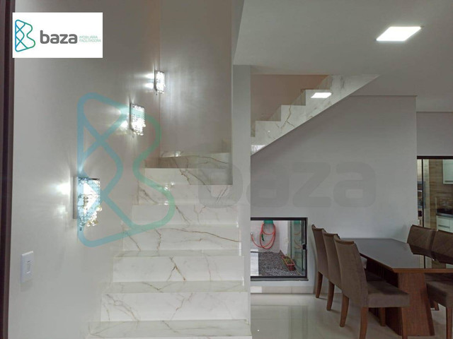 Sobrado com 3 dormitórios (1 suíte) à venda, 180 m² por R$ 700.000 - Residencial Deville - - Foto 2