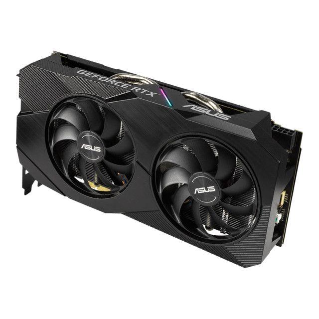 Placa de Vídeo Asus GeForce RTX 2060 Dual 6GB  GDDR6 - Foto 5