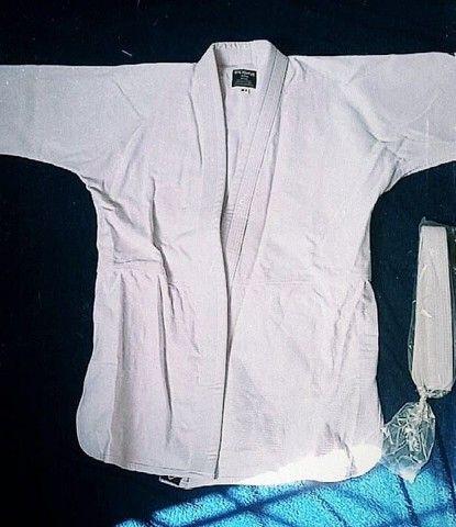 Kimono Super Trançado TAM. M4 - Foto 5