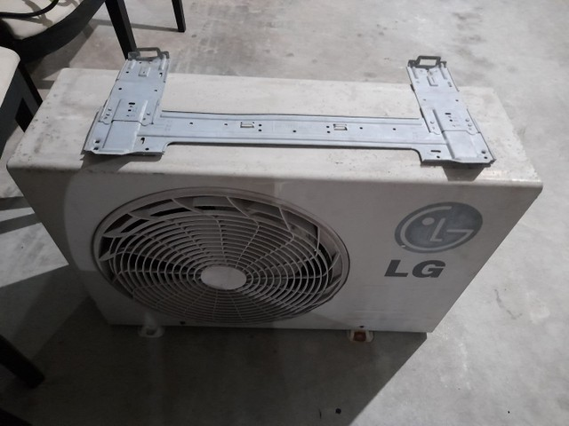 Ar condicionado LG 9000 btus - Foto 2