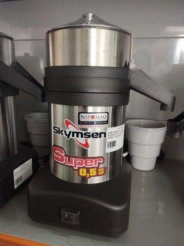 ESB SUPER-N extrator de suco inox - SKYMSEN