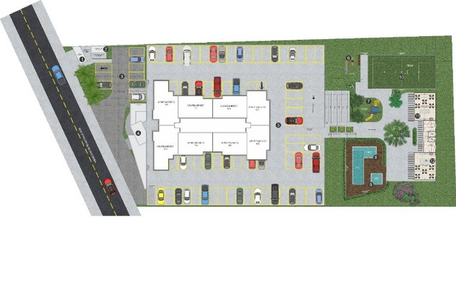 Vendo apartamento no Edifício Colina Park - Foto 7