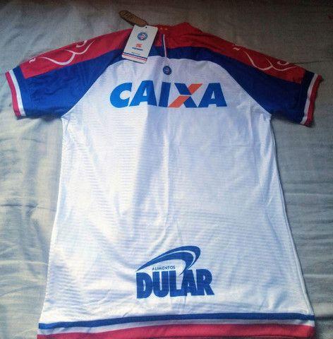 Camisa Oficial do Bahia - Foto 3