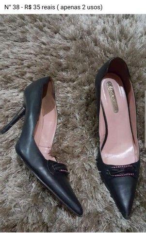 Sapatos semi novos  - Foto 5