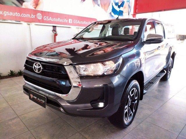 Toyota Hilux 2021  0Km SRV 2.7 4X4 Flex AT