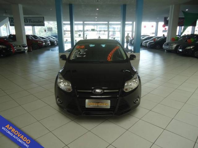 FORD FOCUS HATCH 1.6 4P FLEX MANUAL