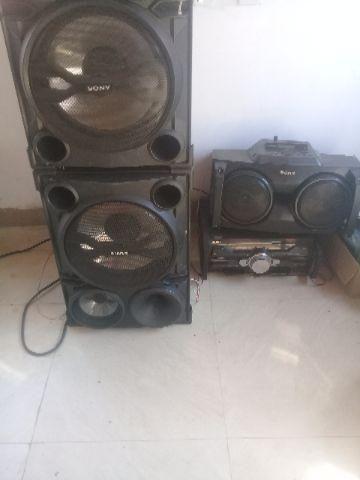 Home áudio docking system fst - gtk1i