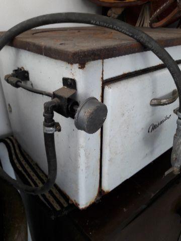 Forno a gás Monitor revisado