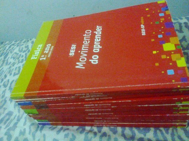 Livros Sesi SP