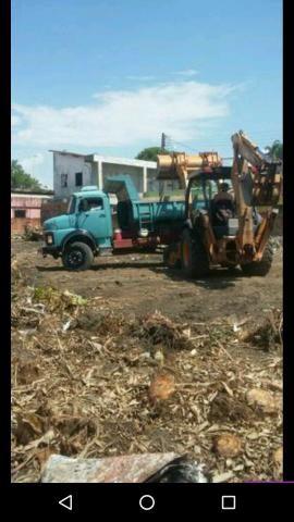 Vendo Máquina Retro Escavadeira
