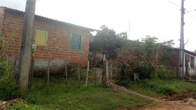 Vendo casa em pojuca terreno grande