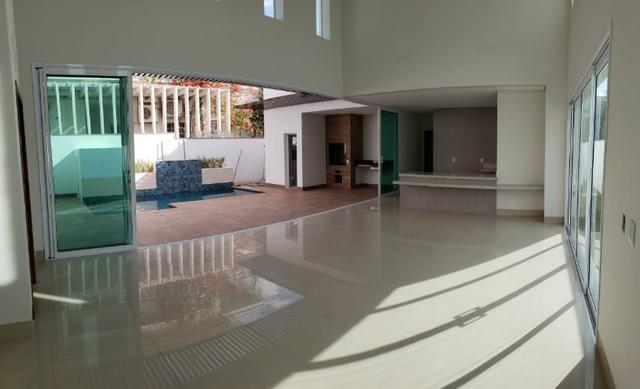 Casa Térrea no Condomínio Florais dos Lagos com 4 suítes - Foto 14