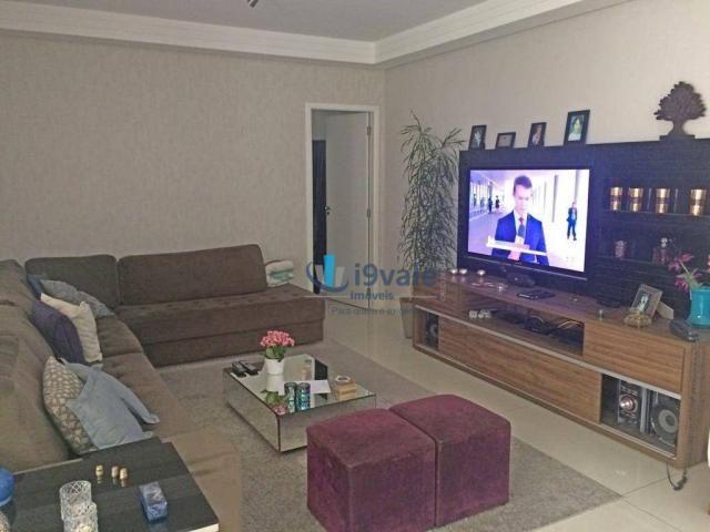 Apartamento sky house com 3 dormitórios à venda, 157 m² por r$ 940.000 - jardim aquarius - - Foto 2